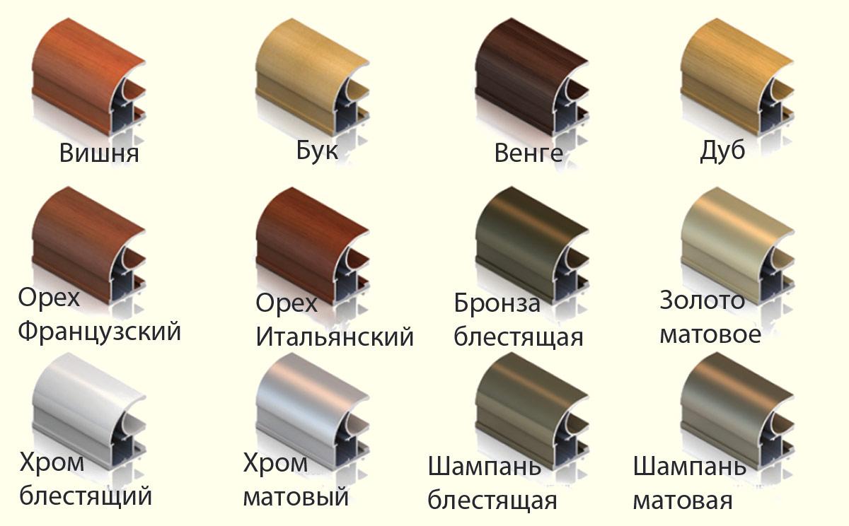 """Алюминиевая система """"aristo"""" купить мебель в москве, изготов."""