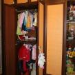 Шкаф в детскую под верхнюю одежду