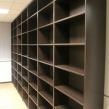 шкафы в библиотеку