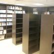 книжные шкафы в библиотеку