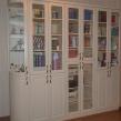 Книжный шкаф в коридор