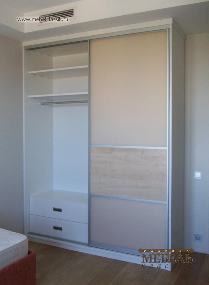 Двухстворчатый шкаф купе купить мебель в москве, изготовлени.