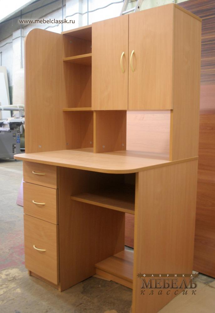 Стол компьютерный с надстройкой купить мебель в москве, изго.