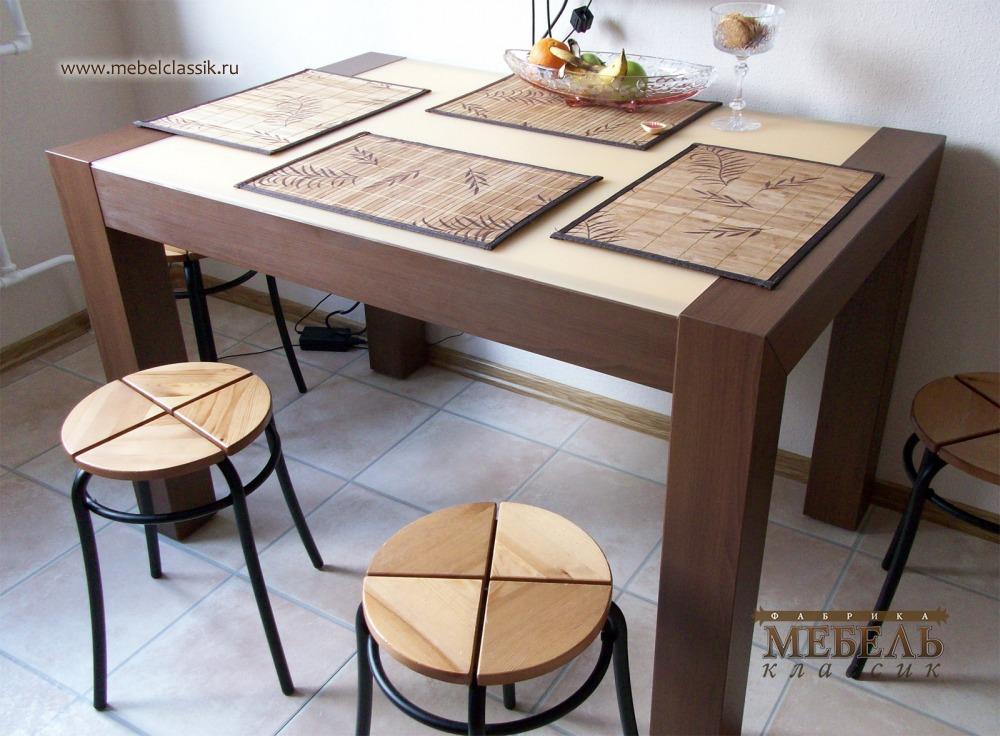 Кухонный стол для кухни купить мебель в москве, изготовление.