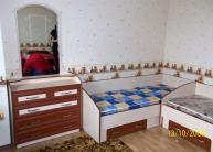 Детская кровать с комодом meb_01