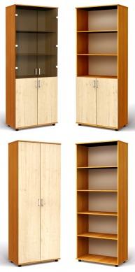 Шкафы для документов стандарт 1910х800х362
