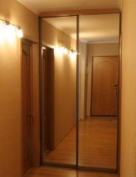 Встроенный шкаф-гардеробная